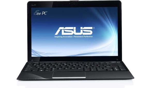 Platz 2 der Netbook-Bestseller: Asus EeePC1215B