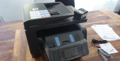 HP OfficeJet Pro 8725 Test und 8720 Test