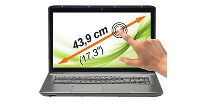 Aldi Touch Notebook Medion Akoya Test
