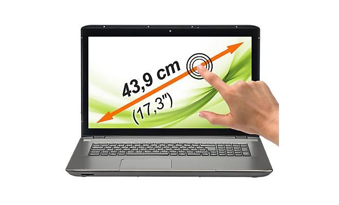 Aldi Touch-Notebook nur heute im Sonderangebot!