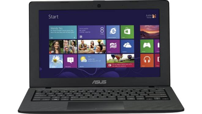 Aktuelle Netbook-Empfehlung: Asus F200CA