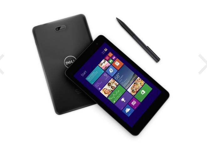 DELL Venue 8 Pro Tablet mit Windows 8.1 + Office 365 für unter 100 Euro