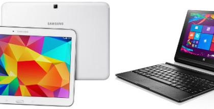 Die besten LTE Tablets 2015