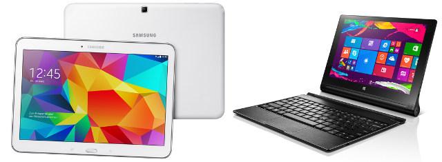 LTE-Tablets 2015: Die besten Modelle für das 4G-Netz
