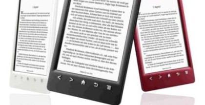 Testsieger Sony PRS-T3 Ebook Reader