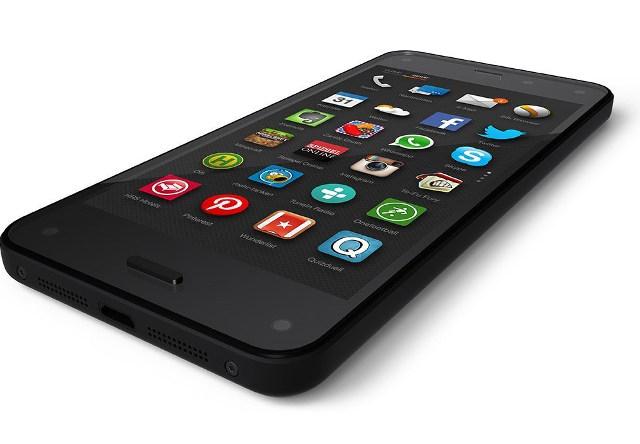 Fire Phone Vergleich iPhone 5s, iPhone6 und Galaxy S5