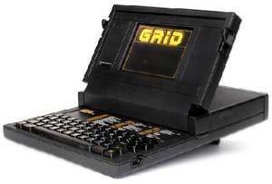 Das erste Notebook der Welt: Grid Compass 1101
