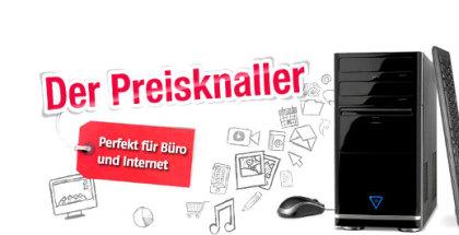 Desktop PC bis 300 Euro