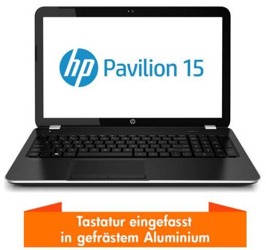 HP Pavilion 15 Test 2013 und 2014