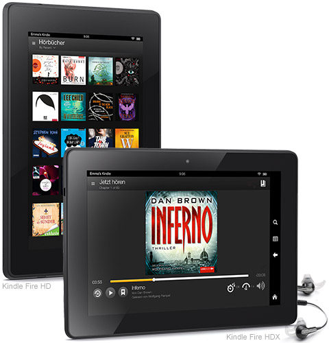 Deal des Tages: Kindle Fire HDX im Test