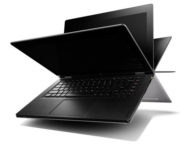 Nur heute: Convertible Ultrabook Lenovo IdeaPad Yoga13 für 900 €