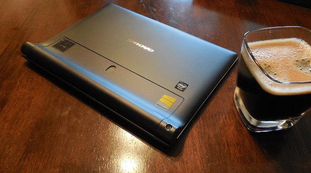 Lenovo Yoga 2 im Test: Hochwertig verarbeitet