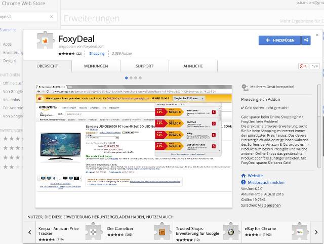 Die besten Browser Plugins zum Sparen beim Shoppen