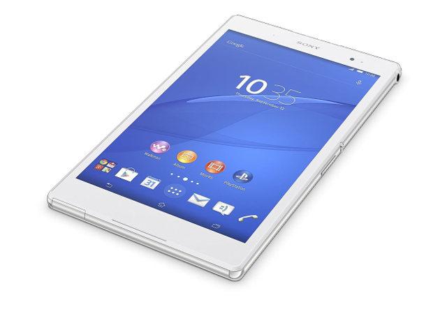 Sony Xperia Z3 Tablet Compact: Wasserdicht, dünn, leistungsstark!