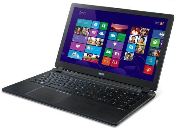 Test-Kandidat1: Acer Aspire V7-582PG
