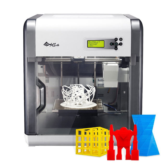 XYZprinting Da Vinci 1.0 Test