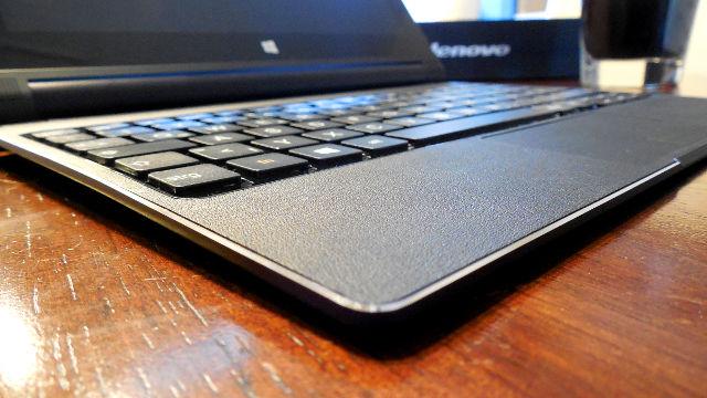 Tablet mit Tastatur im Test
